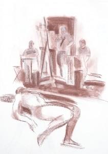 Pencil-Conte NS-23