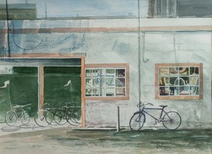 WCL - Bicycle Shop