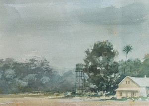 WCL - Farm House and Water Tower