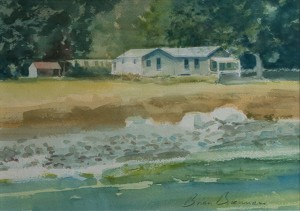 WCL - House Along the Shore