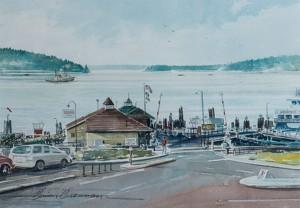 WCL - Steilacoom Ferry Boarding