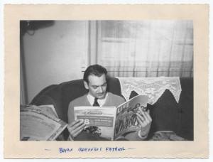Brian Brennan's Father