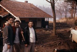 Roy,Brian&me
