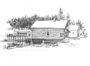 PL - Houses on the Lake