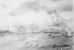 PLS - Santa Barbara Harbor