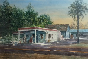 WCL - Gas Station Somis California