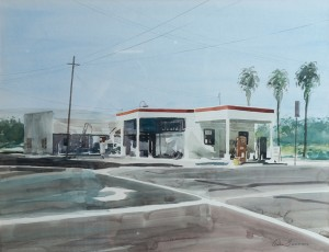 WCL - Somis Gas Station