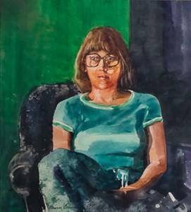 WC - Portrait of Ann
