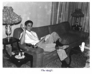 Brian Mid 1950's