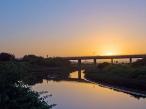 Devereux_Slough-_SunsetBridge_