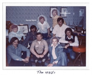The Gang 1970's (1)
